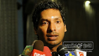 Kumar Sangakkara talks about politics