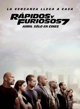 Ver Película Rápidos y Furiosos 7 Online Gratis (2015)