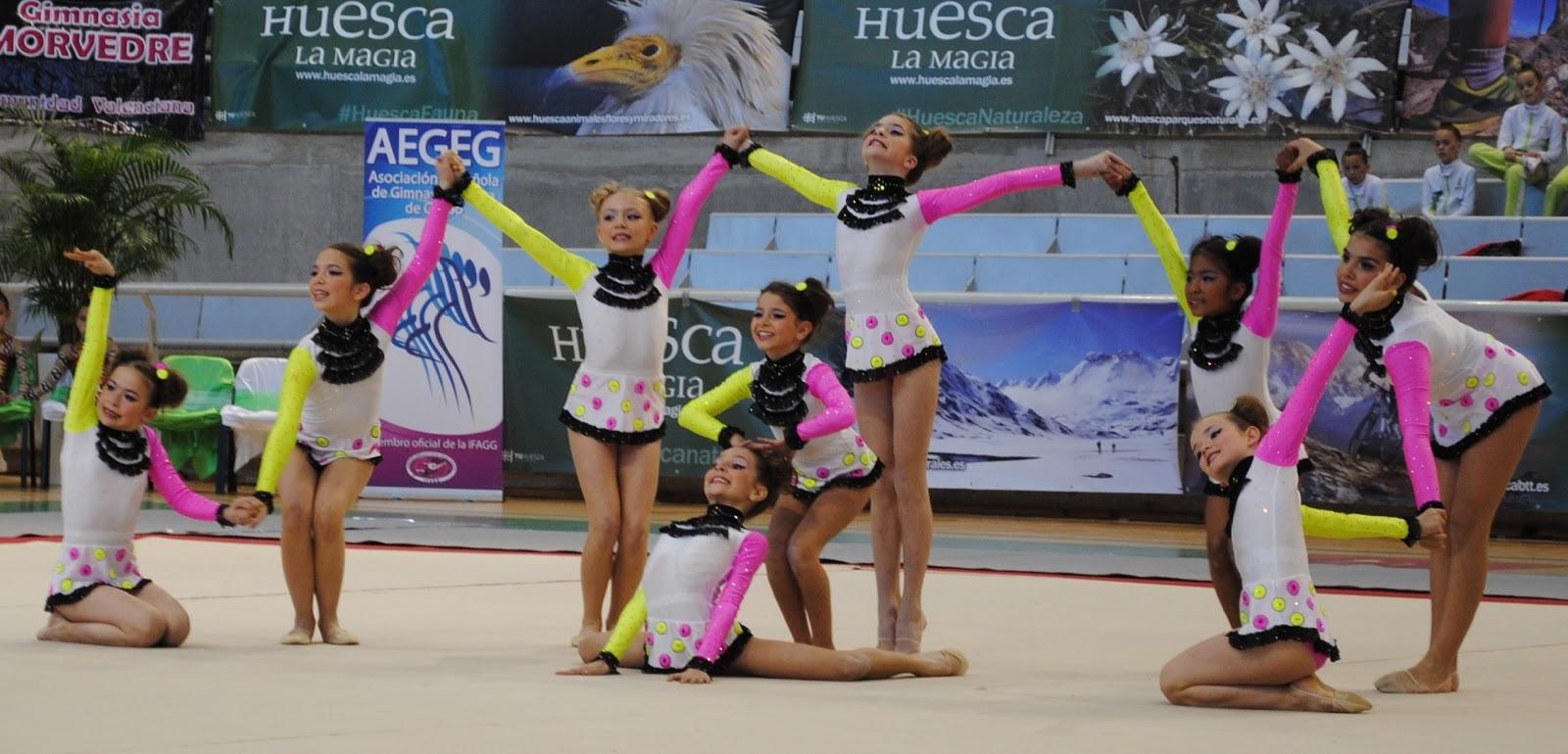 Club 2000 gimnasia ritmica barbastro gimnasia est tica de for Gimnasia gimnasia