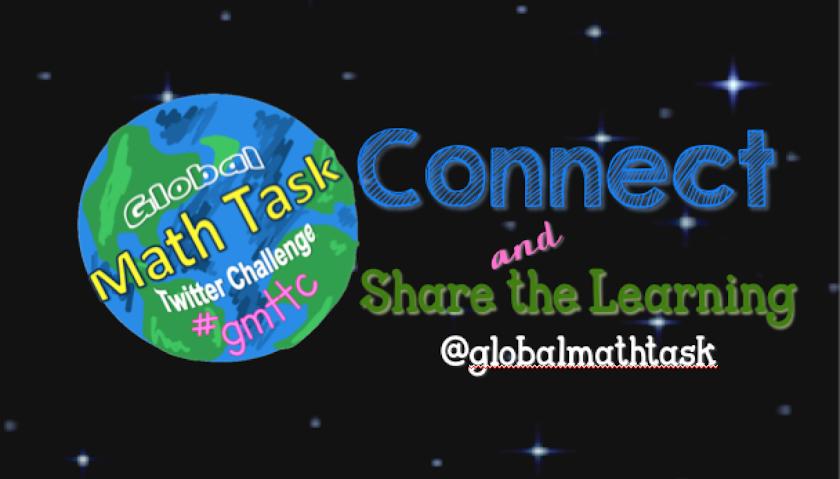 Global Math Task Twitter Challenge