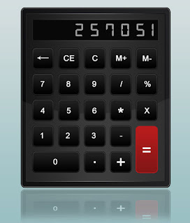 Create a calculator icon in Photoshop