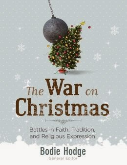 the war on christmas cover
