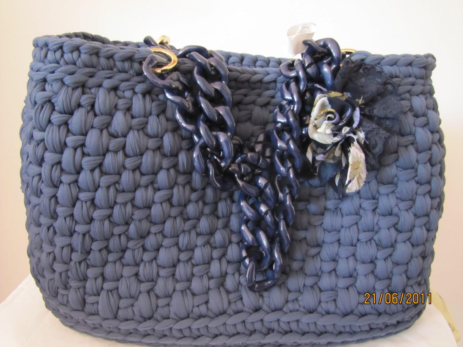 Borse Alluncinetto Con Cotone : Le borse di mara in fettuccia borsa