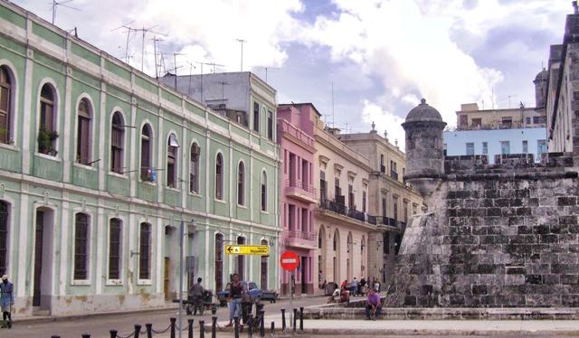 Calles de La Habana Vieja