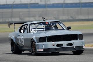Harbinger X2 1969 Mustang