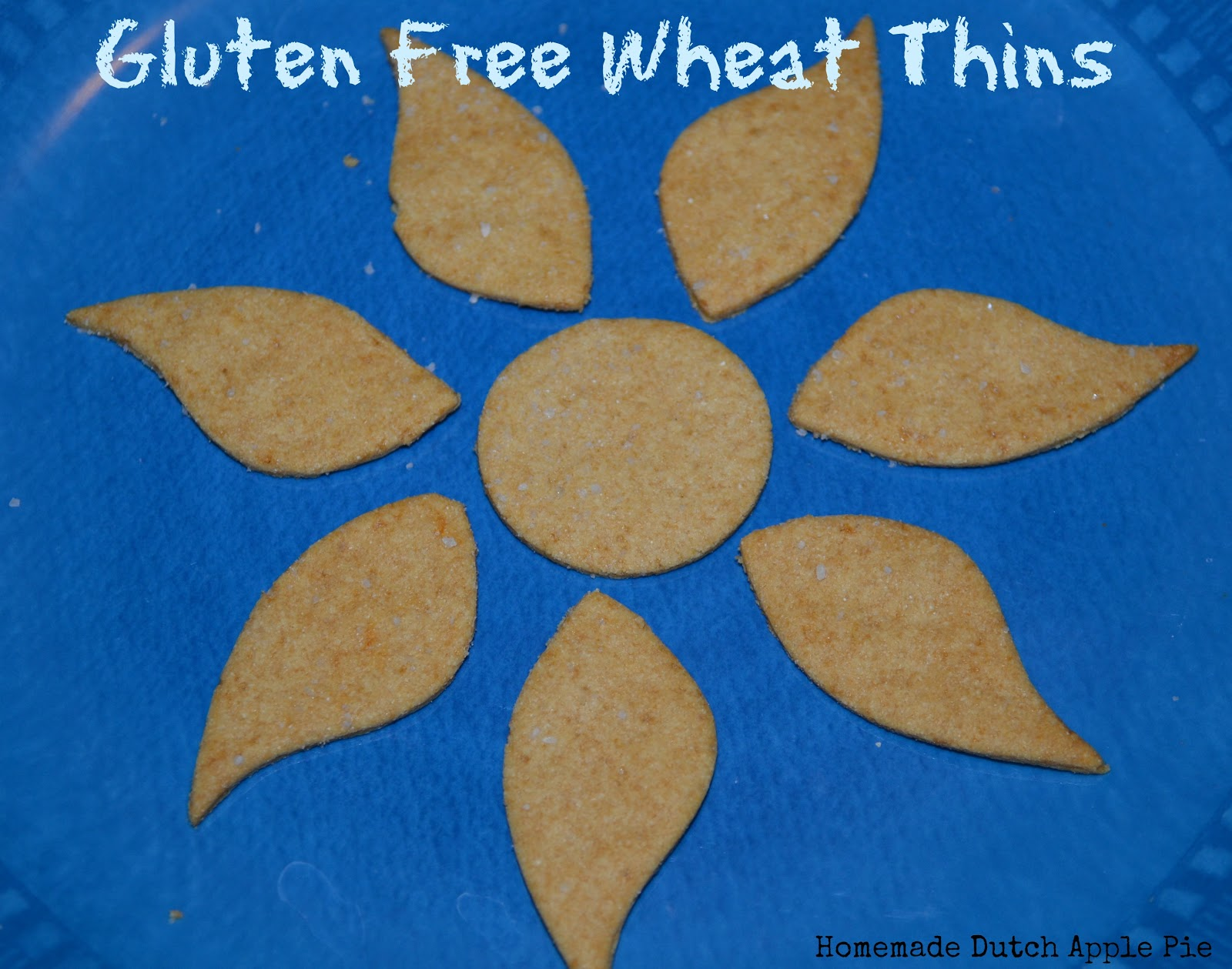 Gluten Free Wheat Thins