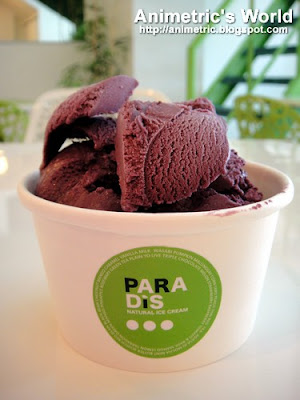 Paradis Natural Ice Cream