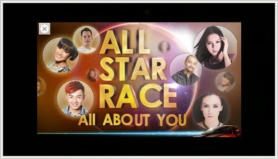 Fenomena Game WeChat Speed All Star Race