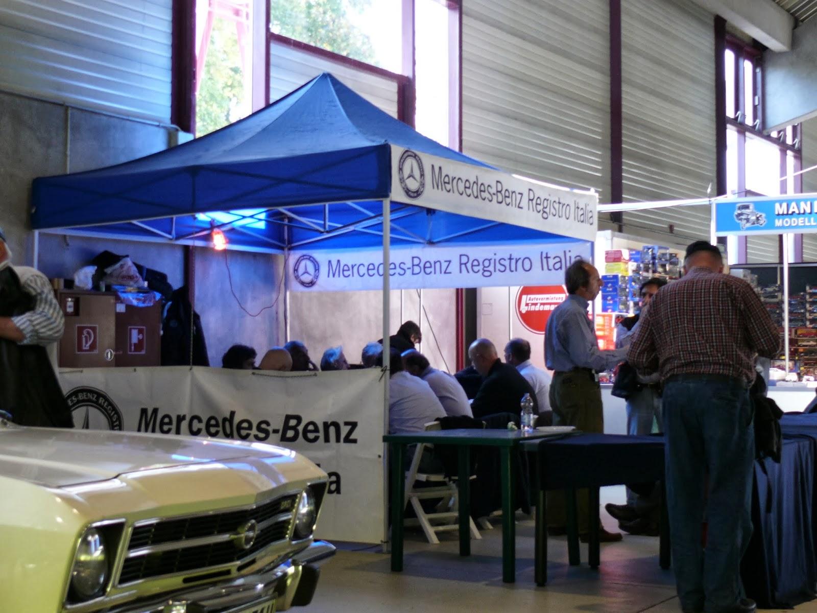 Veterama: el mercado top para clásicos | Mercedes-Benz Club Venezuela