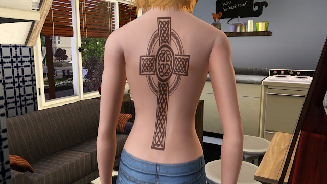 KosmoKhaos Assorted Tattoos Set 1 Screenshot