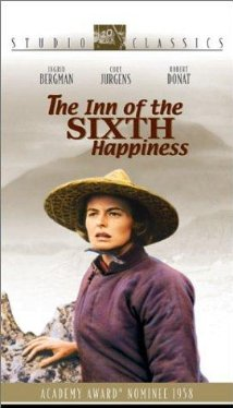 Watch The Inn of the Sixth Happiness Online Free Putlocker