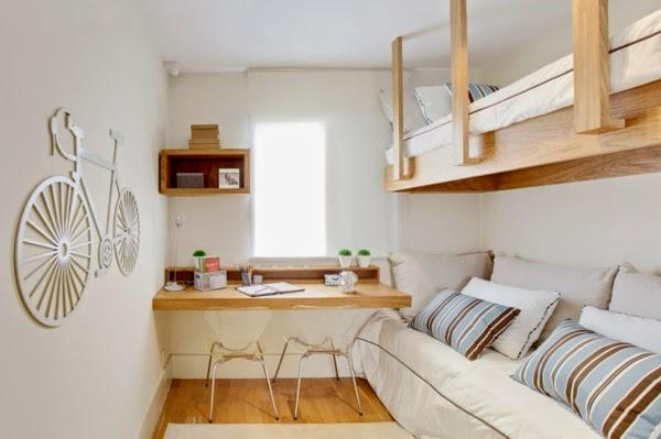 Ideas de habitaciones juveniles funcionales dormitorios - Ideas habitacion juvenil ...