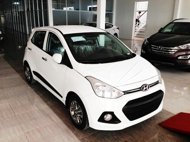 Hyundai i10 2014 5 Xe hyundai i10 2014 nhập khẩu
