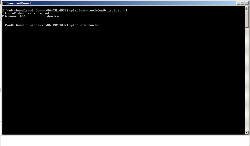 how to use adb shell without usb debugging
