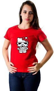 Camiseta Hello Trooper