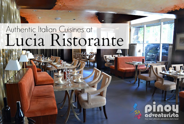 Lucia Ristorante at Hotel Celeste