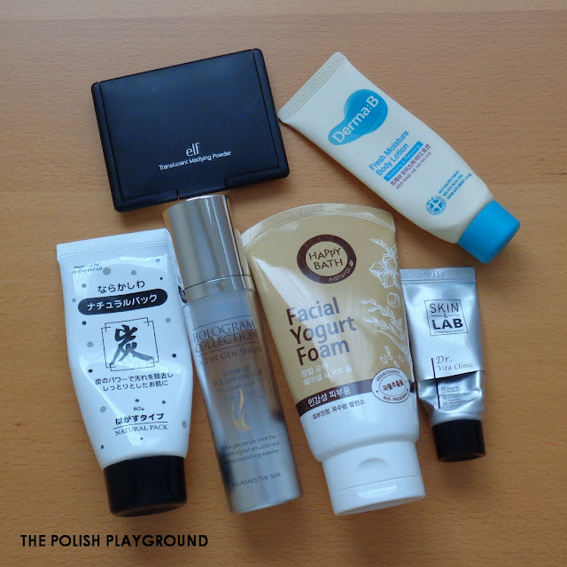 July 2015 Product Empties