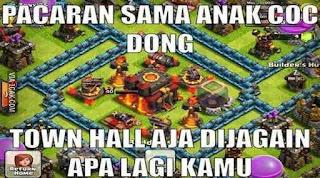 Download Gambar DP BBM Meme COC Lucu Unik dan Gokil Terbaru Gratis