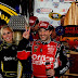 "Smoke Signals: ""Rain Man"" Tony Stewart wins at Fontana, leads solid day for SHR"