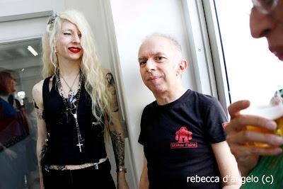 Victoria and Alberto Gaitan
