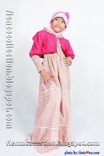 Baju Anak Muslim Lebaran Harga