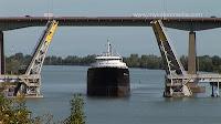 Welland Canal Bridge No. 4 - Homer lift bridge
