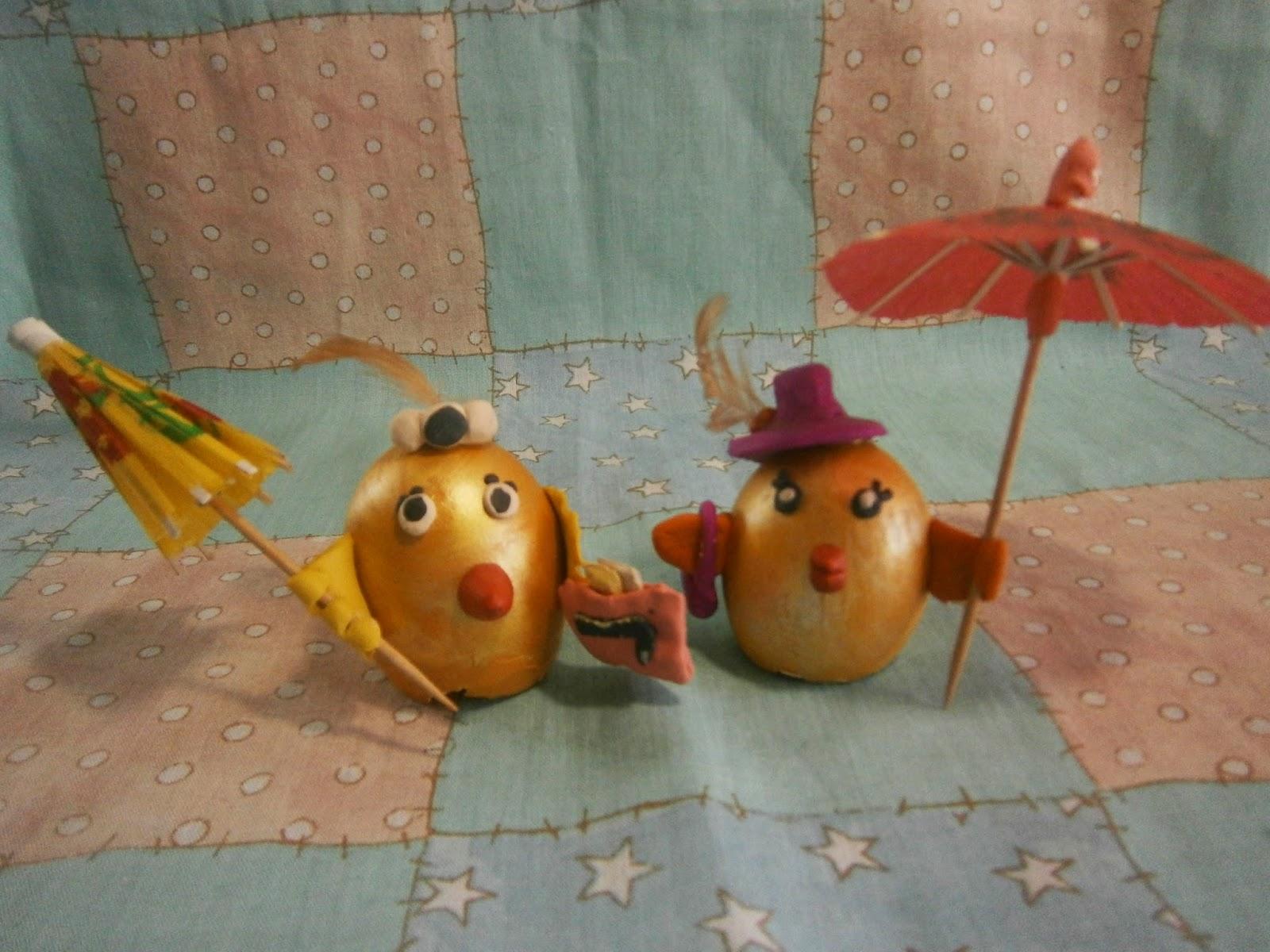 поделка яйца пасха