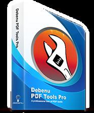 Miễn phí Debenu PDF Tools Pro-Chỉnh sửa PDF đa năng