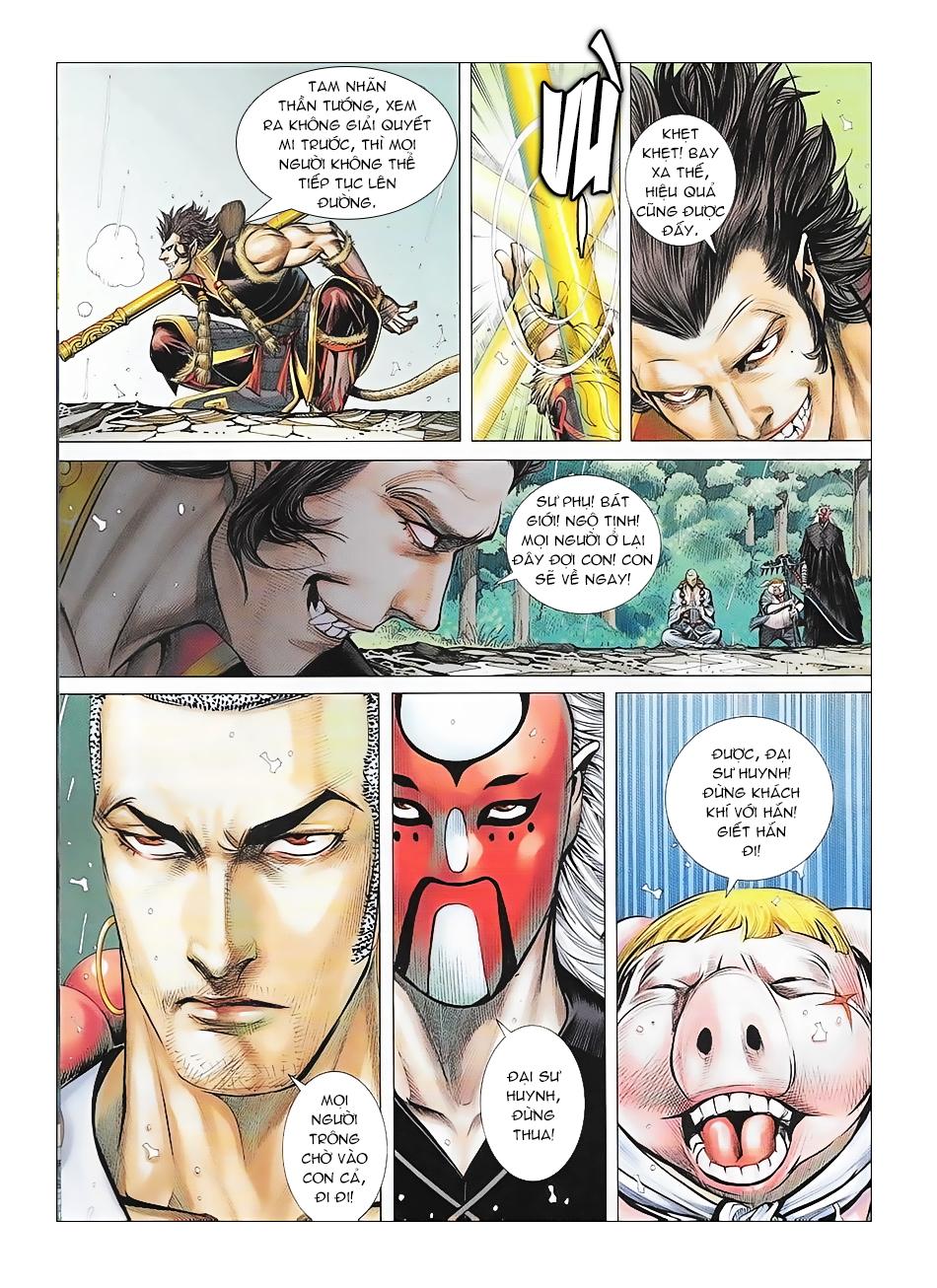 Tây Du chap 34 Trang 22 - Mangak.info