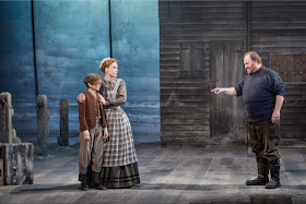 Carter Jefferies, Georgia Jarman, Carl Tanner - Peter Grimes - picture credit GPO/Robert Workman