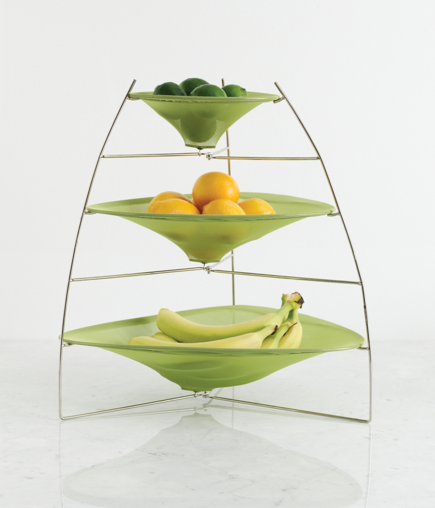 Grace hilton fresh fruit - Tiered fruit bowl ...