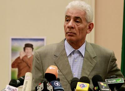 Муса Куса, министр иностранных дел Ливии