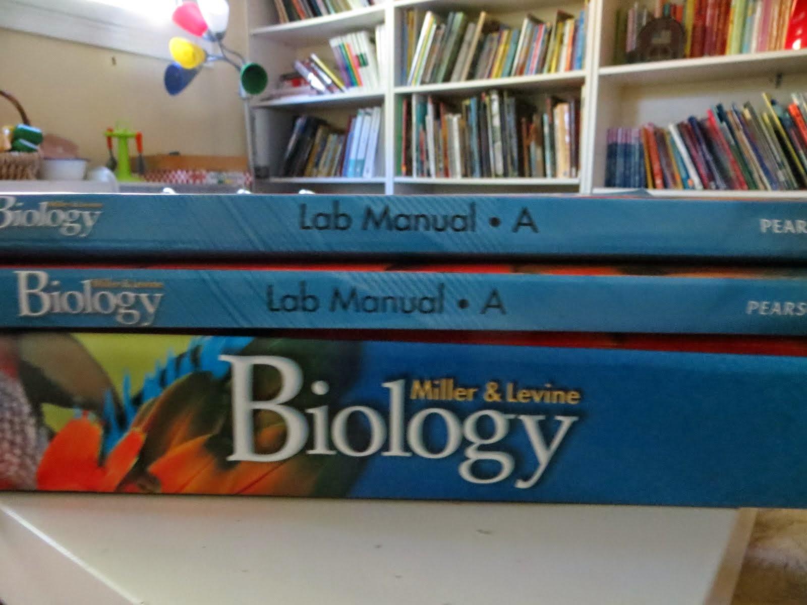 High School Biology Schedule