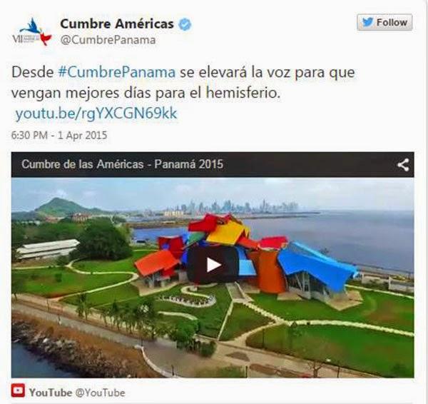 Alcanza-escena-7ma-Cumbre-de-las-Américas-Twitter-cumbre-panama
