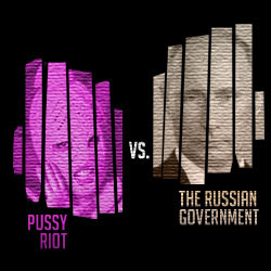 The 15 Greatest 'Fuck You's In Music: 02. Pussy Riot vs. The Russian Government, Vladimir Putin