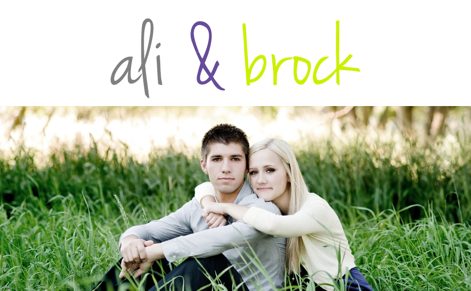 Brock and Ali Beeson