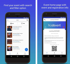 Business App of the Week - HostEvent