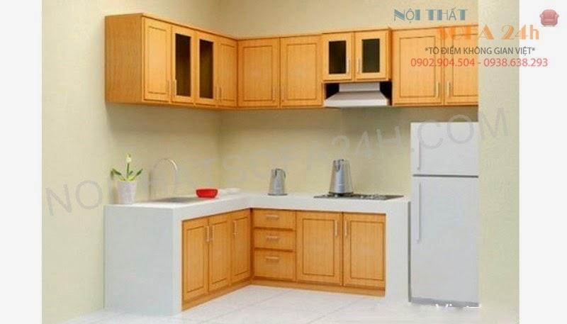 Tủ bếp TB042