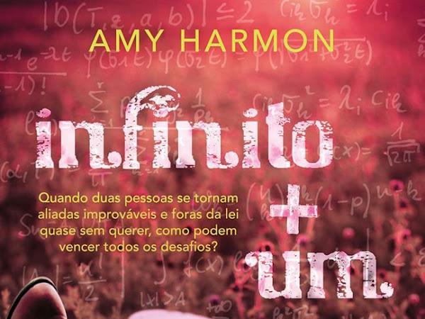 Infinito + um, de Amy Harmon e Verus Editora (Grupo Editorial Record)