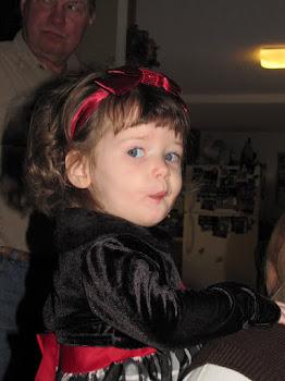 Renee 1 1/2 Christmas 2010