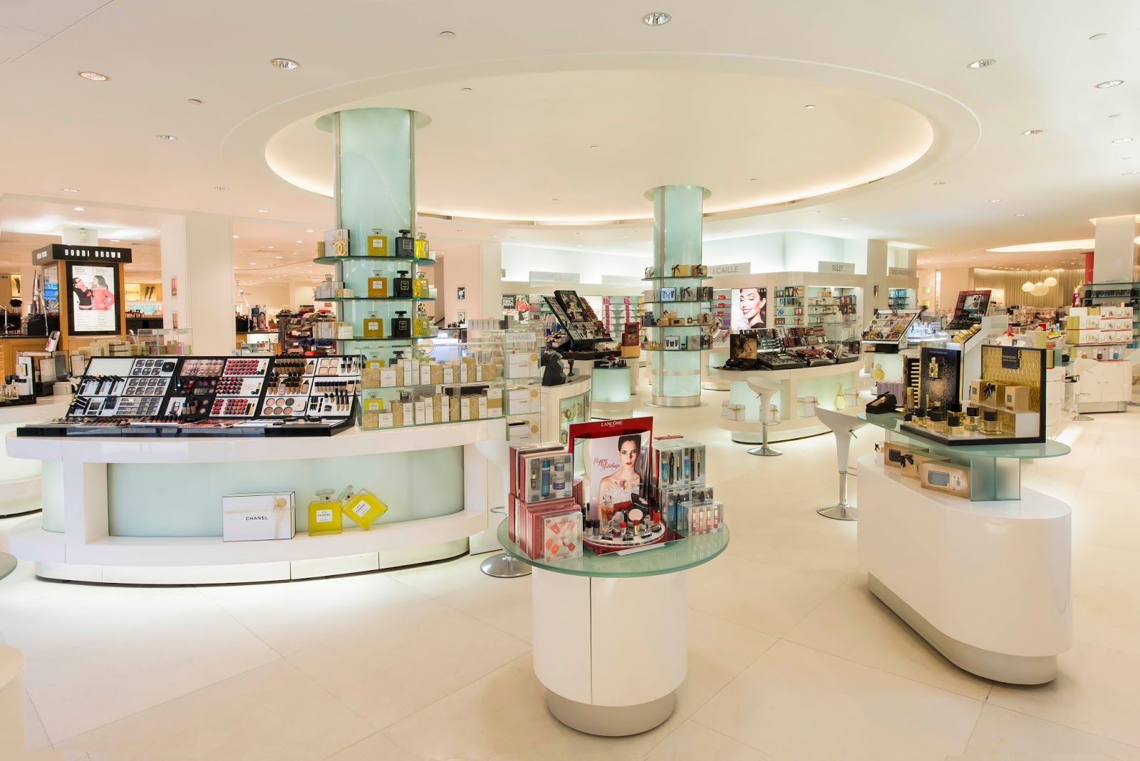 Fenwicks Bond Street Beauty Hall