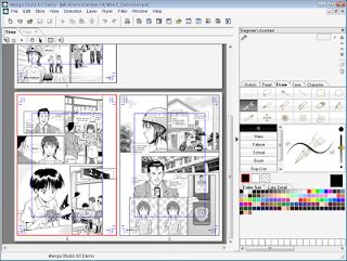 Manga Studio EX4 Full Version