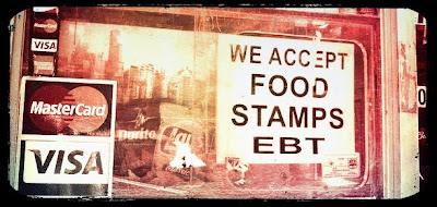 Food stamps accepted