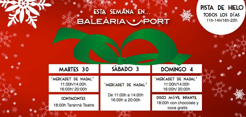BALEARIA PORT - dénia, navidad 2014