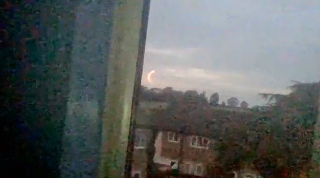 Search Results Strange Fireball UFO Caught Over Northampton
