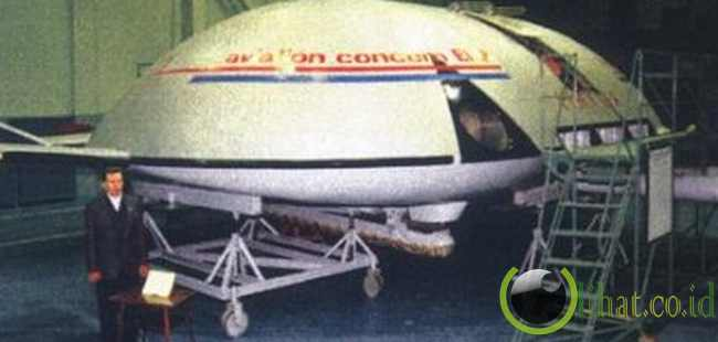 The Russian Flying Saucer (1978-1996)