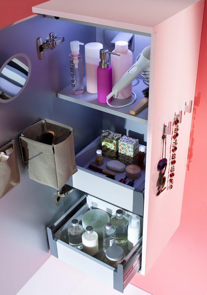 Aqualys burdin bossert prolians besancon meuble - Rangement porte salle de bain ...