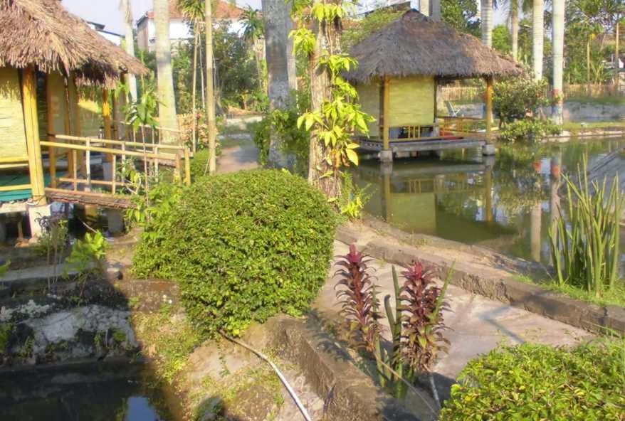 Tempat Makan Romantis Enak & murah- Resto Pemancingan Tempo Dulu