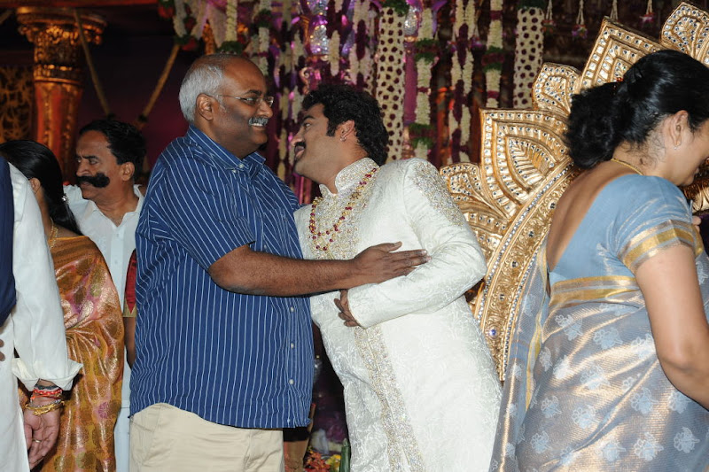 Celebrities  Jr NTR  Pranathi s Marriage cinema gallery
