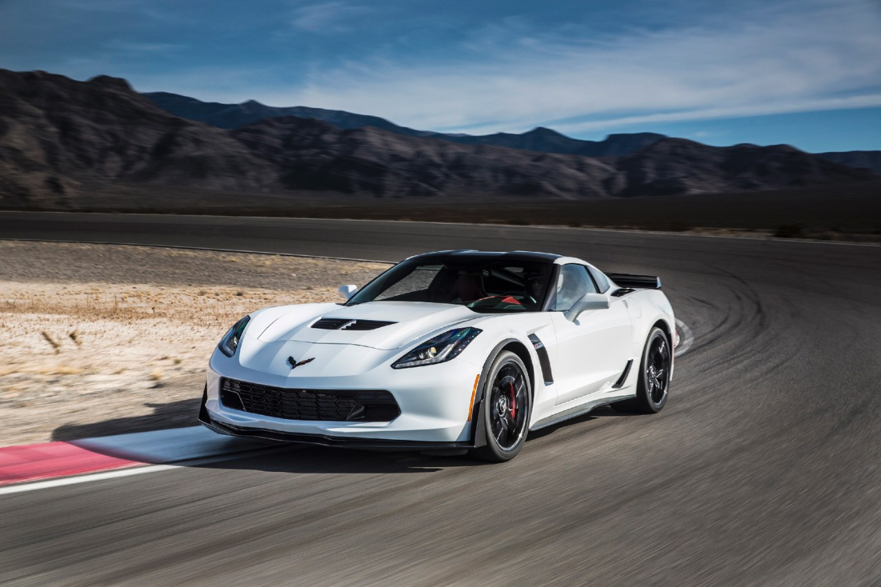 ... the 650 hp 2016 chevrolet corvette z06 is one of the most capable  vehicles on the